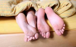 Появление тонуса матки после интима