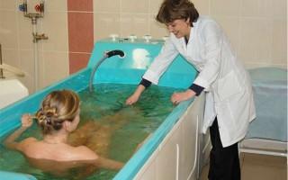 Можно или нет принимать радоновые ванны при миоме матки