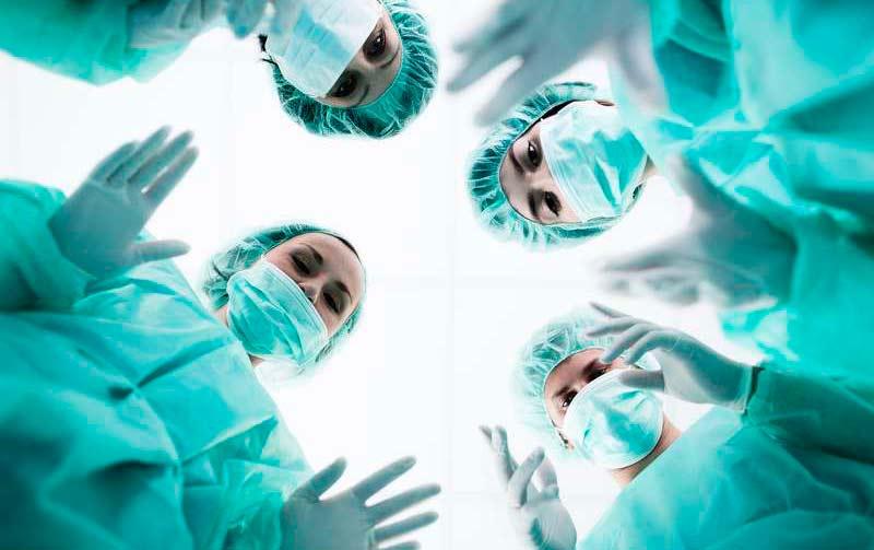 Хирургическое лечение.
