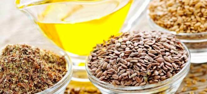 Отвар из льняного семени для лечения миомы