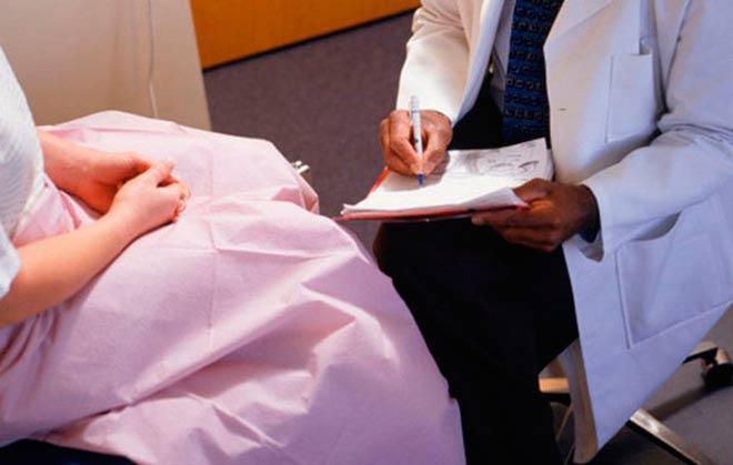 Уменьшение возможности беременности