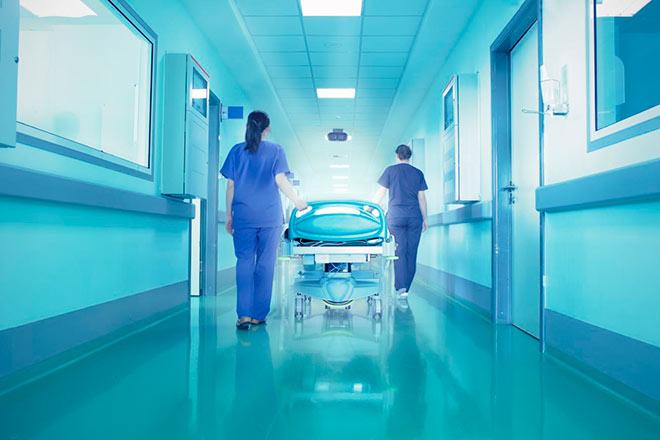 Госпитализации