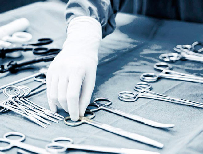 Новообразования лечатся хирургически