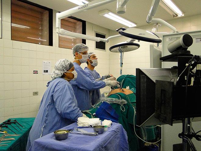 Лапараскапия при эндометриозе брюшины