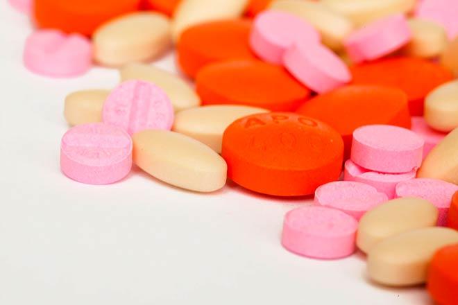 Таблетки при выделении