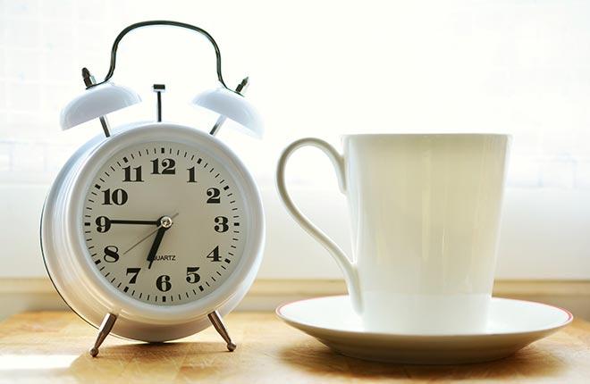 Утро (будильник)
