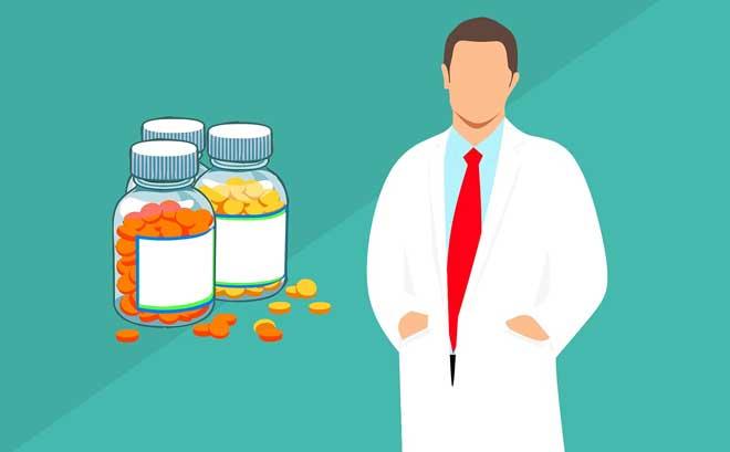 Витамины и доктор