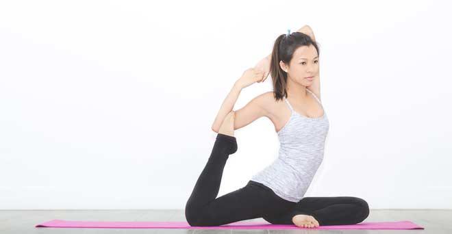 фитнес-иога
