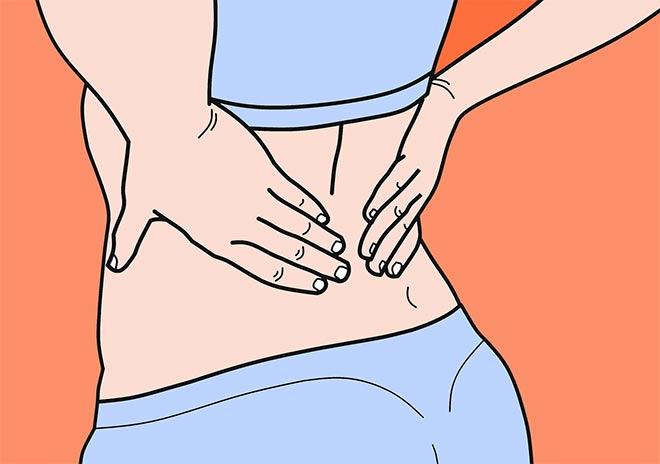 Боль в пояснице (спине)